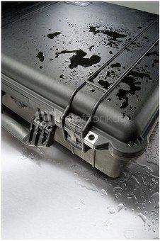 Peli Protector 1500 black with foam-pad