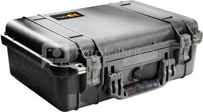 Peli Protector 1500 black with foam-pad