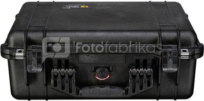 Peli Protector 1520 black with pre-cut foam