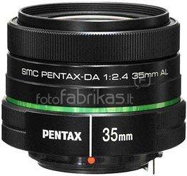Pentax 35mm F/2.4 SMC DA AL