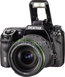 Pentax K-5 II Kit + 18-135 mm WR