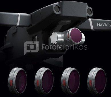 PGYTECH Filter Combo 4er Set PRO ND/PL für DJI Mavic 2 Zoom
