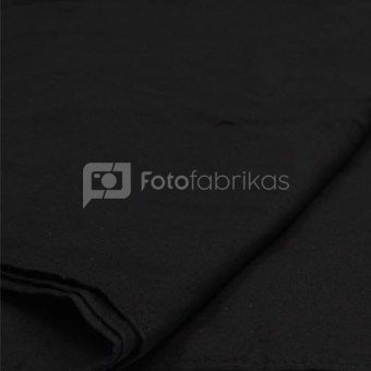 Phottix medžiaginis fonas (juodas) 3x6m