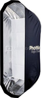 Phottix Raja Oval Folding softbox 50x120