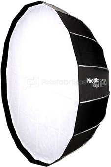 Phottix Raja Quick-Folding softbox 120