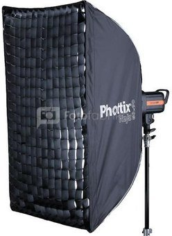Phottix Raja Quick-Folding softbox 60x90