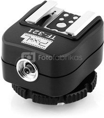 Pixel E-TTL Hotshoe Adapter TF-321 for Canon