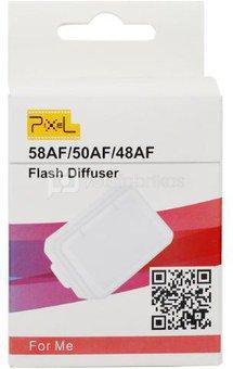 Pixel Flash Bounce for Metz 58AF/50AF/48AF