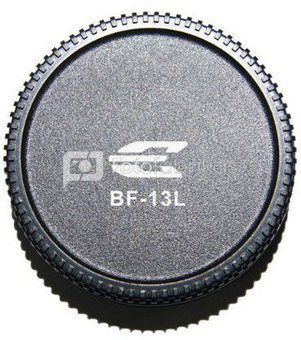 Pixel Lens Rear Cap BF-13L + Body Cap BF-13B for Olympus Reflex