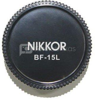 Pixel Lens Rear Cap BF-15L + Body Cap BF-15B for Nikon