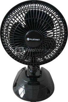 """Platinet fan 6"""", black (44741)"""