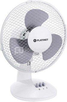 """Platinet fan 9"""", grey (44745)"""