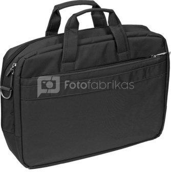 "Platinet laptop bag 15.6"" Liverpool, black"