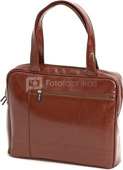 "Platinet notebook bag 15.6"" Philadelphia, brown"