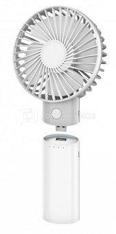 Platinet rechargeable fan 4000 mAh (45237)