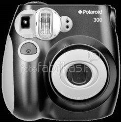 Polaroid 300 momentinis fotoaparatas juodas