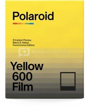 POLAROID DUOCHROME FILM FOR 600 BLACK & YELLOW EDITION