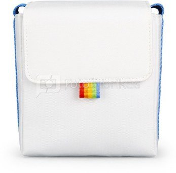 POLAROID NOW BAG WHITE & BLUE