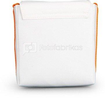 POLAROID NOW BAG WHITE & ORANGE