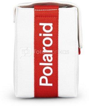POLAROID NOW BAG WHITE & RED