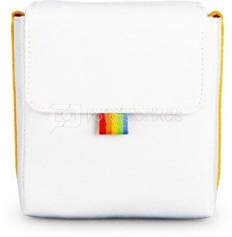 POLAROID NOW BAG WHITE & YELLOW