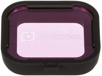 POLARPRO Magenta Filter GoPro 3+ / 4 Standard housing