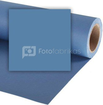 Popierinis fonas Colorama 1,35x11m China Blue