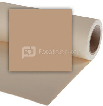 Popierinis fonas Colorama 1,35x11m Coffee