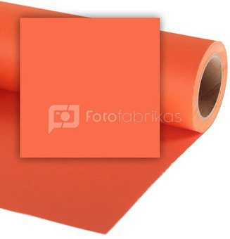 Popierinis fonas Colorama 1,35x11m Pumpkin