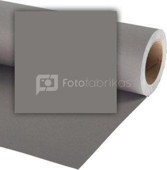 Popierinis fonas Colorama 2,72x11m Mineral Grey
