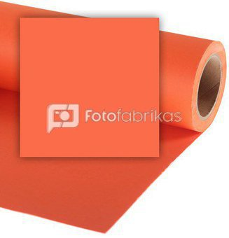 Popierinis fonas Colorama 2,72x11m Pumpkin