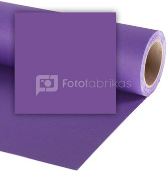 Popierinis fonas Colorama 2,72x11m Royal Purple