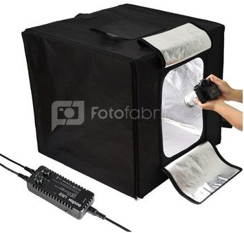 Godox Portable Double Light LED Ministudio L60x60x60cm