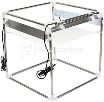 Godox Portable Triple Light LED Ministudio L80x80x80cm