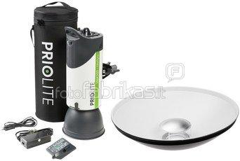 Priolite MBX 500 HotSync Kit Starter P + Beauty dish weiß