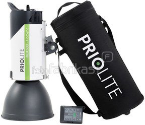 Priolite MBX-500 Hotsync Kit Starter S + Beauty-Dish weiß