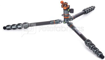 3 Legged Thing Pro 2.0 Albert Carbon tripod & AirHed Pro Grey