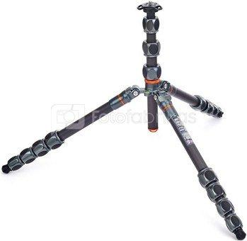 3 Legged Thing Pro 2.0 Albert Grey Carbon tripod