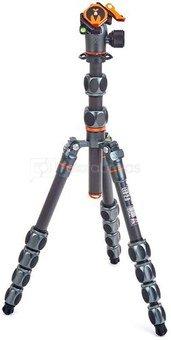 3 Legged Thing Pro 2.0 Leo Carbon tripod & AirHed Pro LV Grey
