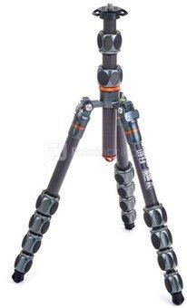 3 Legged Thing Pro 2.0 Leo Grey Carbon tripod