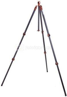 3 Legged Thing Pro 2.0 Winston Bronze Carbon tripod
