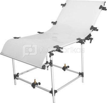 Produktų fotografavimo stalas 60x130cm