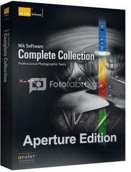 Programinė įranga NIK Complete Collection Aperture