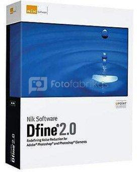 Programinė įranga NIK Dfine 2.0