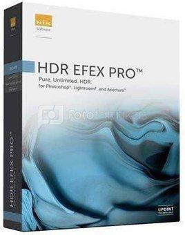 Programinė įranga NIK HDR Efex Pro