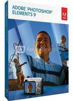Programinė įranga Photoshop Elements 9.0 Mulitple Platforms Retail