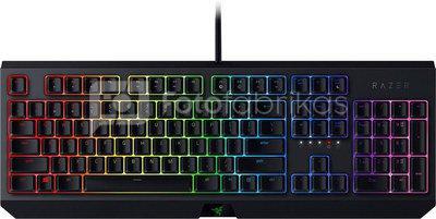 Razer BlackWidow Green Switch - Gaming keyboard Nordic Layout
