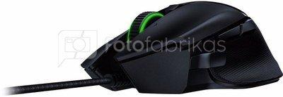 Razer Basilisk V2 Gaming mouse, Wired, Black