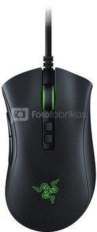 Razer DeathAdder V2 Gaming mouse, Wired, Black