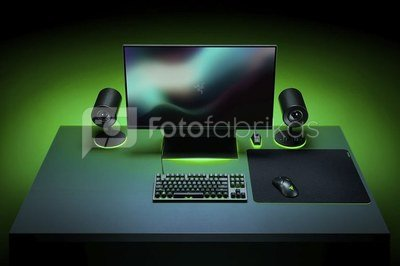 Razer Gigantus V2 Soft Gaming Mouse Mat, Large, Black